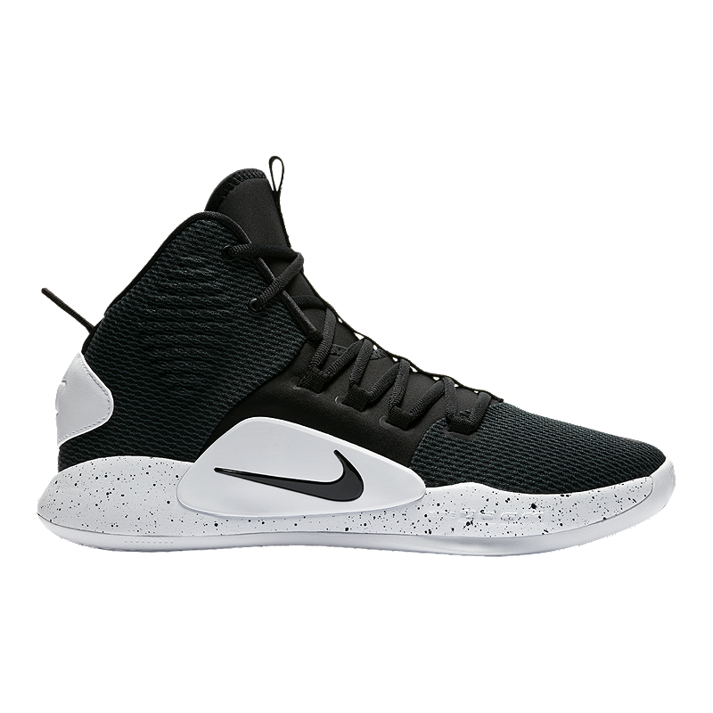 932c4a66eaf1 Nike Unisex Hyperdunk 2018 TB Basketball Shoes - Black Heather ...