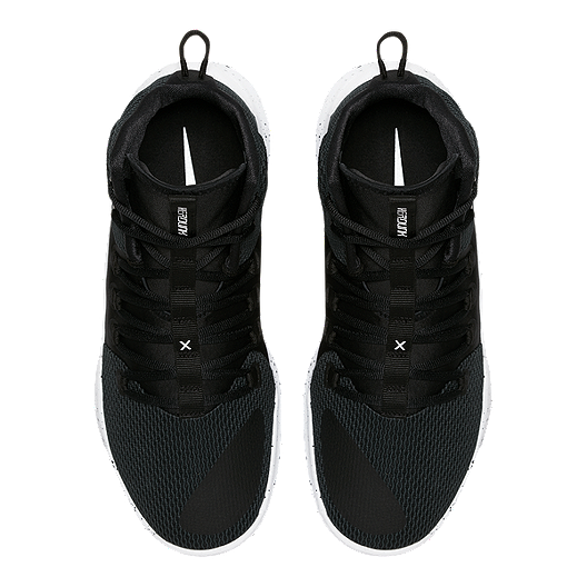 6af78d92ad32 Nike Unisex Hyperdunk 2018 TB Basketball Shoes - Black Heather ...