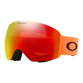 Oakley Flight Deck Harmony Fade Ski & Snowboard Goggle - 2018 Team Oakley with Prizm Snow Torch Iridium Lens