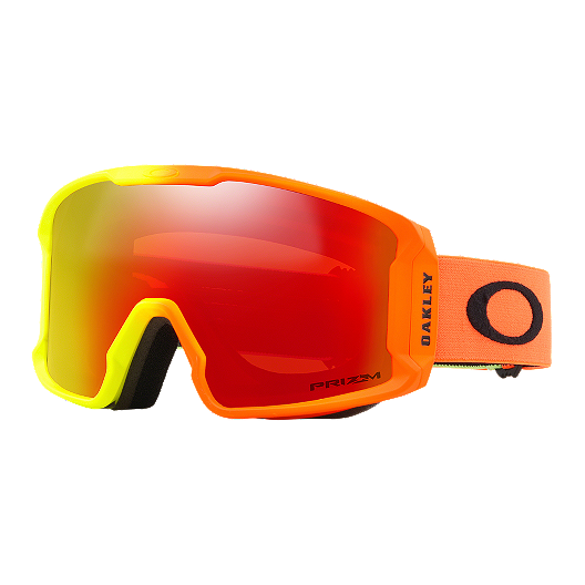 bd2ce10d0a5 Oakley Line Miner XM Harmony Fade Ski   Snowboard Goggle - 2018 Team Oakley  with Prizm Snow Torch Iridium Lens