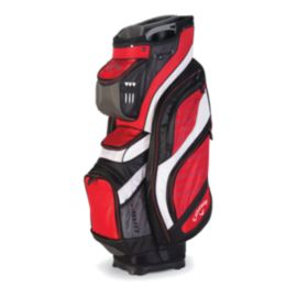 Callaway Org 14 Cart Bag - Red/Black/White