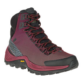 "Merrell Women's Crossover 6"" WP Winter Boots - Holly"