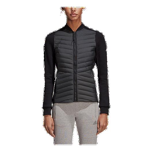 e23bcfbebb7b adidas Women s Varilite Hybrid Jacket