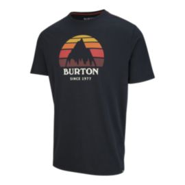 Burton Men's Underhill T Shirt - Black