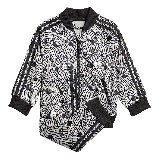584f3b591 adidas Originals Baby Zebra Superstar Set