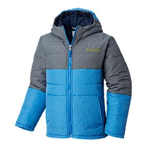 88eb9969e Columbia Boys' Puffect Insulated Winter Jacket