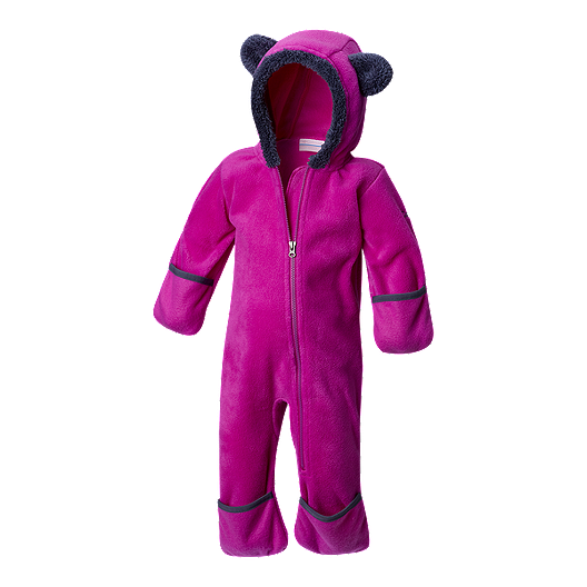 7d92935d2 Columbia Baby Tiny Bear II Bunting Snowsuit
