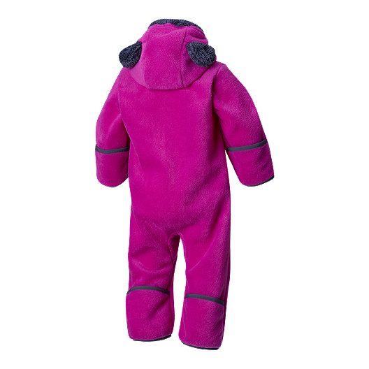 f258bac42 Columbia Baby Tiny Bear II Bunting Snowsuit
