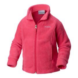 feb4099aa584e Columbia Toddler Girls' Benton Springs Fleece Jacket | Sport Chek