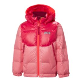 Helly Hansen Toddler Girls' Frost Down Winter Jacket