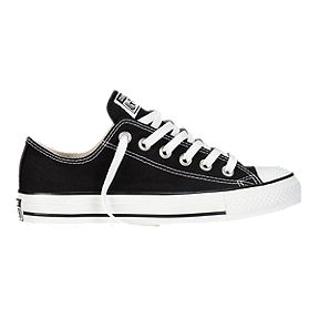 79dd43020599 Converse Kids  Chuck Taylor Ox Grade School Shoes- Black White