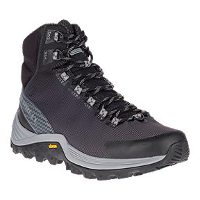 Merrell Men's Thermo Crossover Mid Waterproof Winter Boots - Midnight