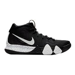 340db46be6c image of Nike Men s Kyrie 4 TB Basketball Shoes - Black White with sku
