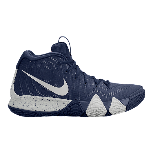 cb5baeaff29c Nike Men s Kyrie 4 TB Basketball Shoes - Navy White