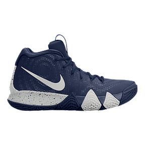 c020989178d5f1 Nike Men s Kyrie 4 TB Basketball Shoes - Navy White