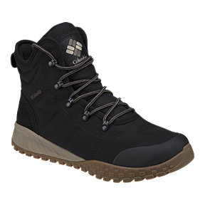 Columbia Men's Fairbanks Omniheat Winter Boots - Black