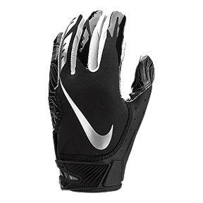 f29b1c1a9e4 Nike Vapor Jet 5.0 Football Gloves - Black Chrome