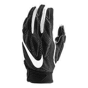 Nike Superbad 4.5 Football Gloves - Black White ddec70203f