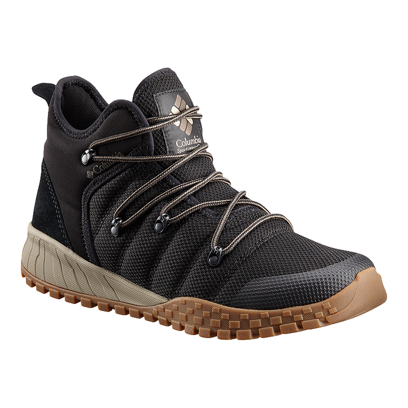 Columbia Men's Fairbanks 503 Shoes - Black | Sport Chek