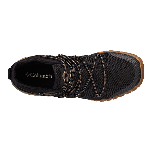 703647f9d1e Columbia Men's Fairbanks 503 Shoes - Black