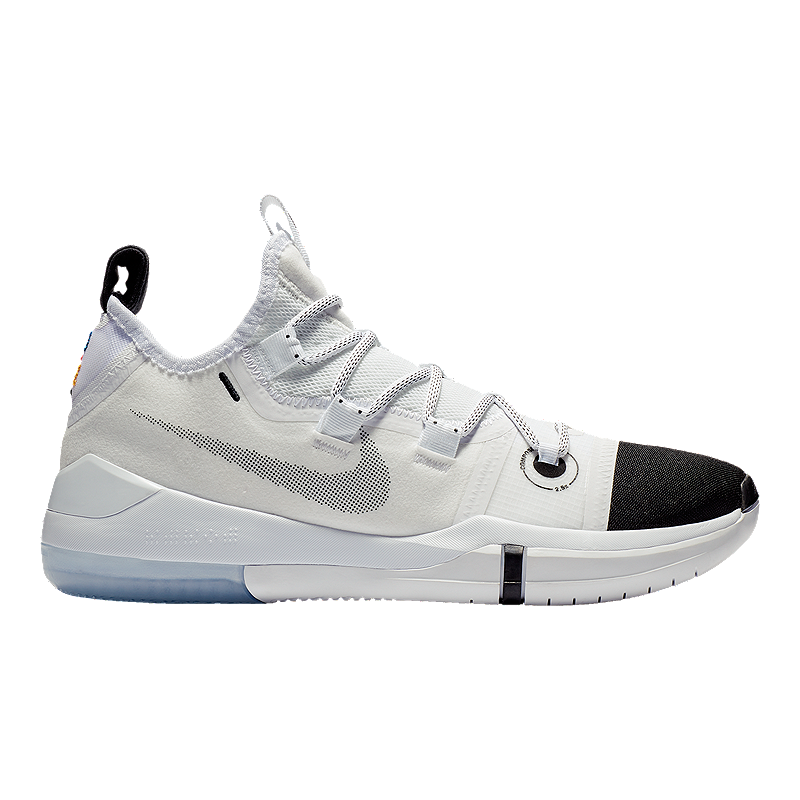 best value f3c83 b9181 Nike Men s Kobe AD TB Basketball Shoes - White   Sport Chek