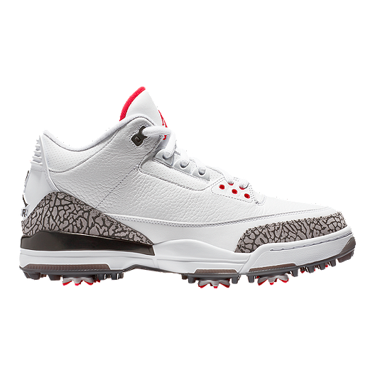1a5510ece6ec04 Nike Men s Air Jordan 3 Golf Shoe