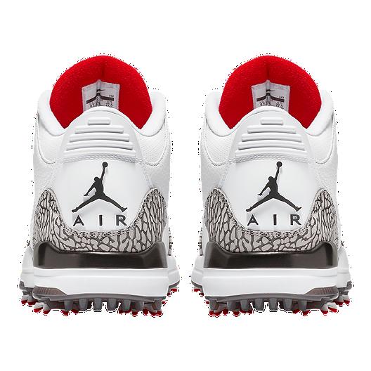 8a2caf5dd04 Nike Men's Air Jordan 3 Golf Shoe. (0). View Description