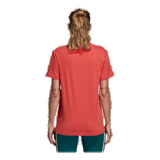 ba9299273a5 adidas Originals Women's Adibreak Logo T Shirt | Sport Chek