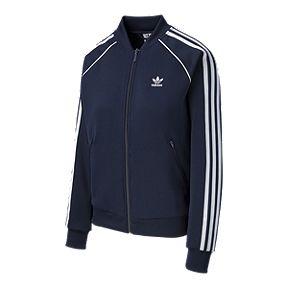 newest aeea3 dae3b adidas Originals Women s Superstar Track Jacket