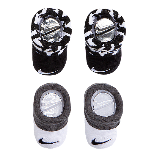 outlet store 3638a a0d54 Nike Baby Bootie - 2 Pack - Black