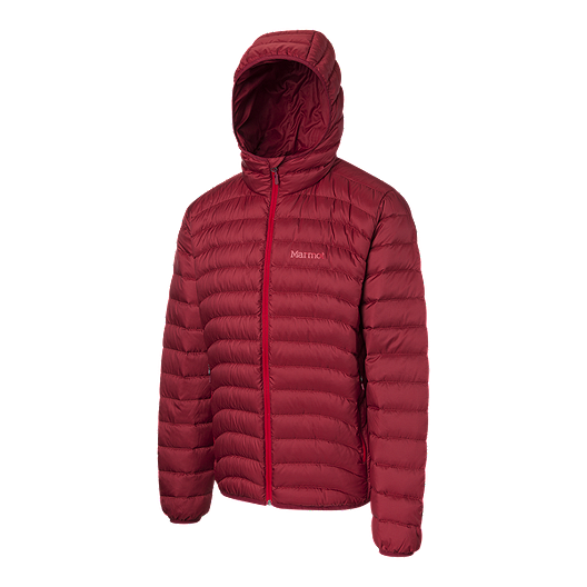 Marmot Men's Tullus Down Hooded Jacket