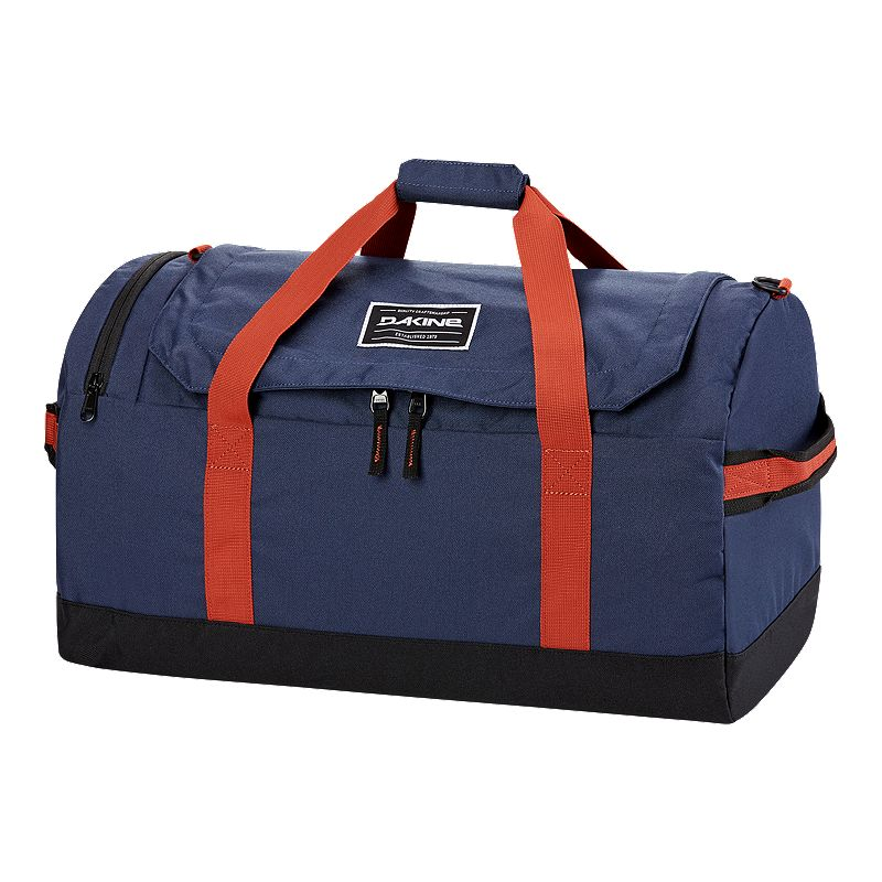 598e7806f2b0 Dakine EQ 50L Duffel Bag - Dark Navy (610934248517) photo