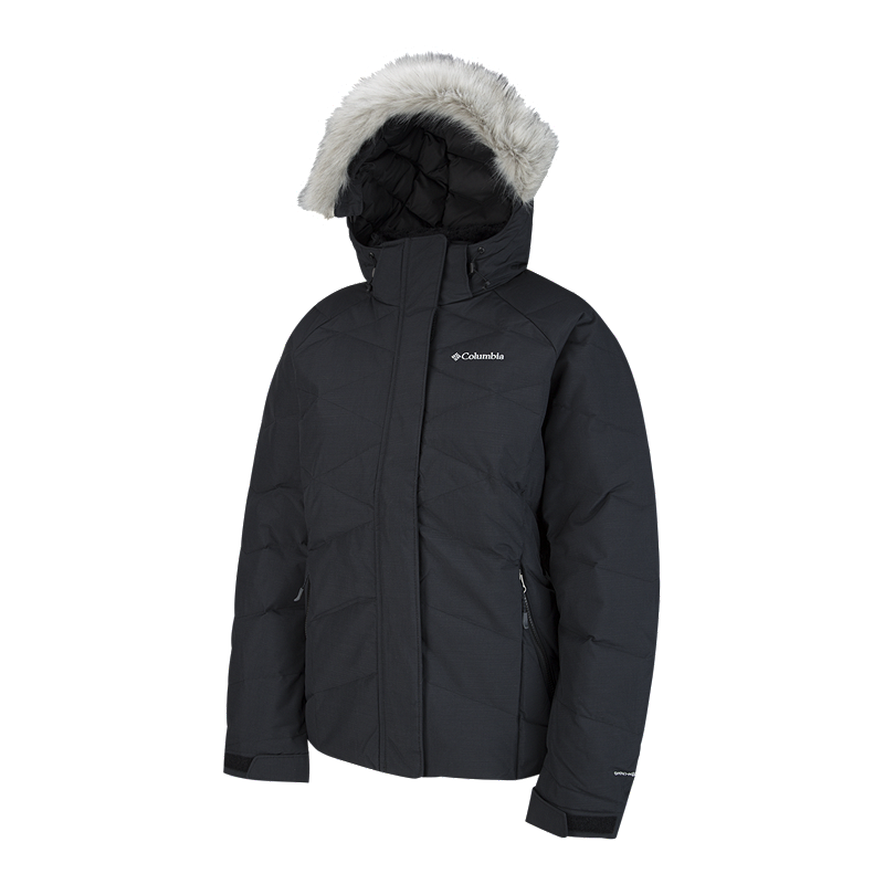 Sport Chek Heated Gloves: Columbia Women's Plus Size Lay'D'Down Omni-HEAT™ Jacket