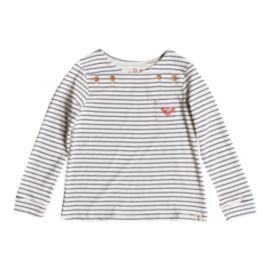 Roxy Girls' 2-7 Sweet Creature Long Sleeve Shirt