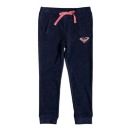 Roxy Girls' 2-7 Sleep In Peace Fleece Pants