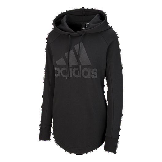 adidas long zip up hoodie womens