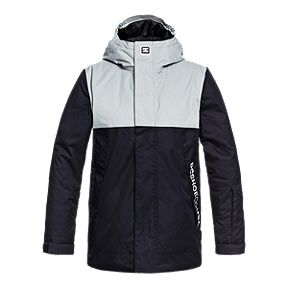 b0b81eaacbe DC Boys  Defy Insulated Winter Jacket
