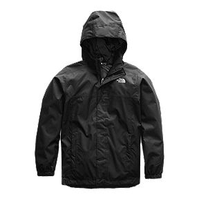 0158482d68ed The North Face Boys  Resolve Reflective Rain Jacket