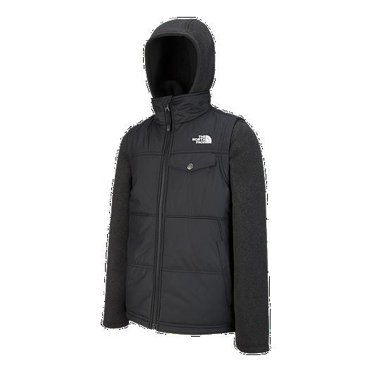 9a7cf5fde The North Face Boys  Gordon Lyons Varsity Vest Winter Jacket