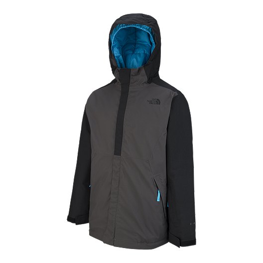 7d6dcb13d The North Face Boys' Brayden Insulated Winter Jacket