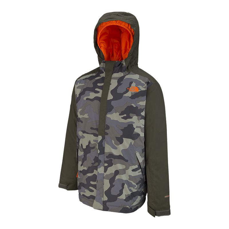 1bf0338d2 The North Face Boys' Brayden Insulated Winter Jacket (191928504524) photo