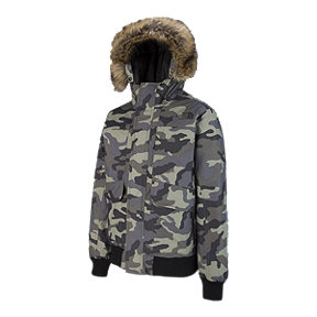 The North Face Boys' Gotham Insulated Winter Jacket