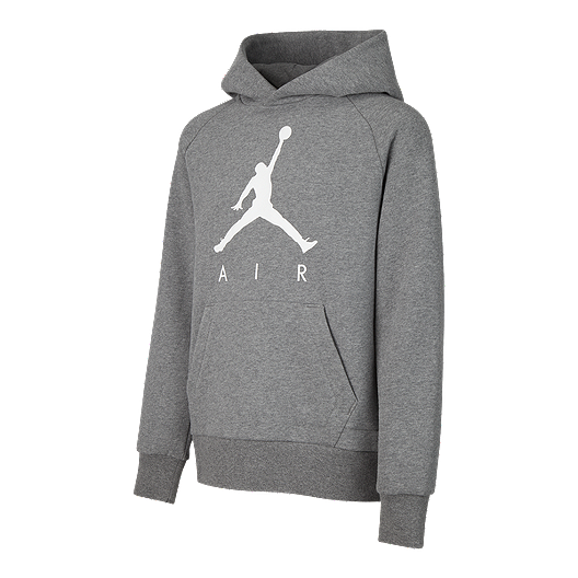 bd670ff8aa8f95 Nike Jordan Boys  Jumpman Fleece Pullover Hoodie