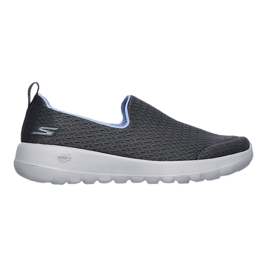 7d0371fed3888 Skechers Women's Gowalk Joy Rejoice Walking Shoes - Charcoal/Blue | Sport  Chek