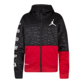 Nike Jordan Boys' 23 Tech Accolades Full Zip Hoodie