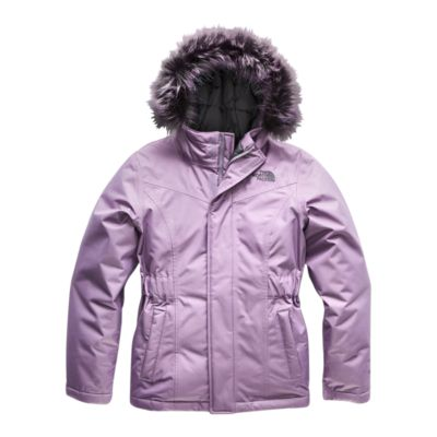 The North Face Girls Greenland Down Winter Parka Jacket Sport Chek