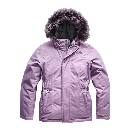 5f59a0dfc The North Face Girls' Greenland Down Winter Parka Jacket