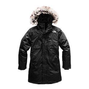 The North Face Girls  Arctic Swirl Down Winter Parka Jacket 637a54c25