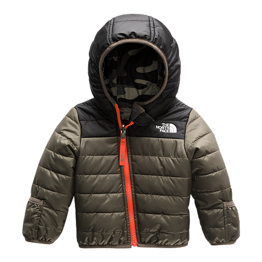 aed9153d8 The North Face Baby Boys' Perrito Reversible Jacket