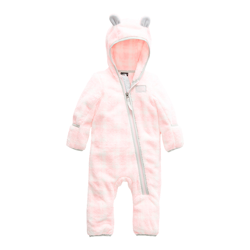 f37539558fea The North Face Baby Campshire One-Piece Snow Suit